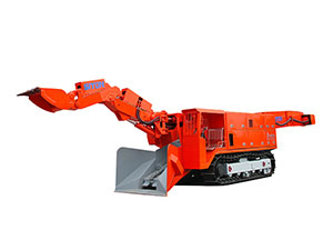 LWLX-60 big slope mucking loader
